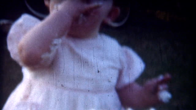Hand In The Cake 1948 video