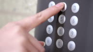 Hand input password to modern entrance security device,real time. video