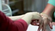 Hand Massage video