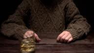 Hand refusing whiskey video