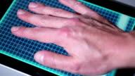 Hand Scanner Denied video