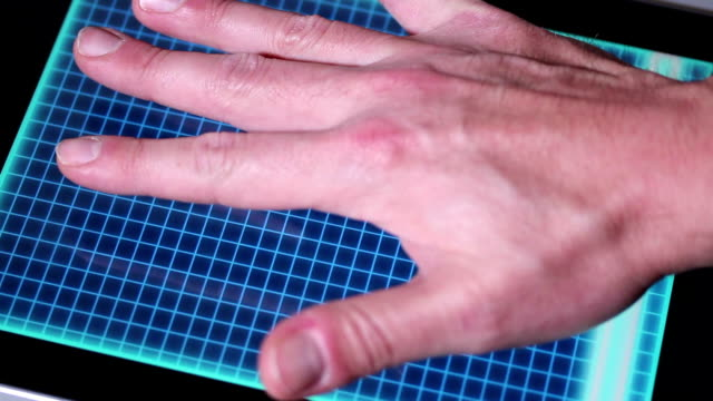 Hand Scanner Granted video