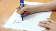 Hand Writing Thank You video