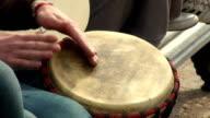 hand-drum video