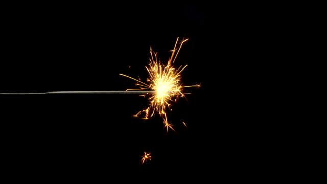 Handheld sparkle video