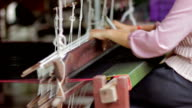 handmade textile manufacturer video