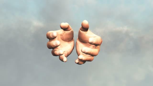 Hands of God video