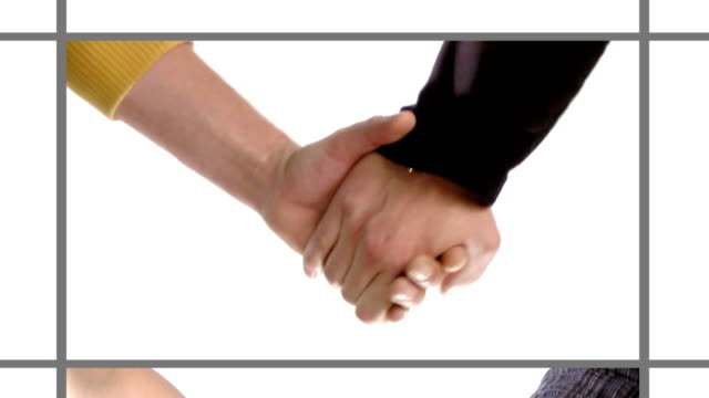 Handshake screens video
