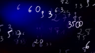 Handwriting Numbers Loop video