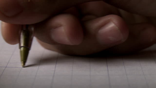 Handwriting video
