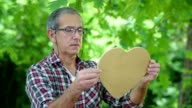 Handyman gets the heart he just saw video