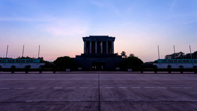 Hanoi -Ho Chi Minh Mausoleum video
