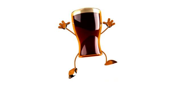 Happy beer video