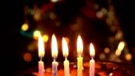 Happy birthday cake - NTSC video
