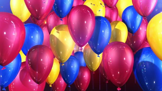 HD: Happy Birthday Suprise Animation video