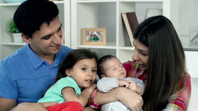 Happy Family video