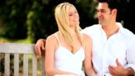 Happy Multi-Ethnic Couple video