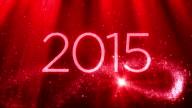 Happy New Year 2015 video