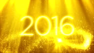 Happy New Year 2016 video
