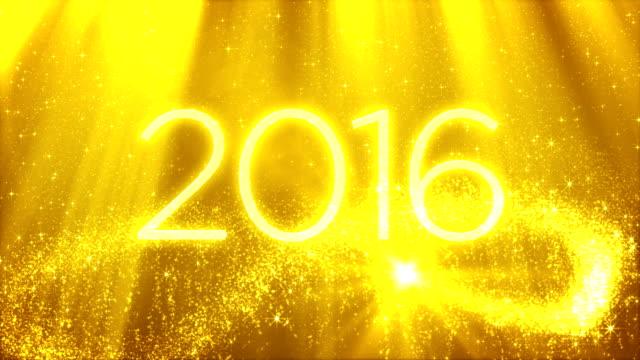 Happy New Year 2016 video