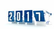 Happy new year 2017 video