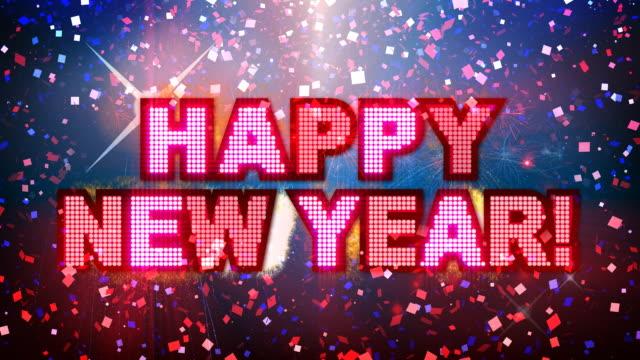Happy New Year Mega Party! HD video