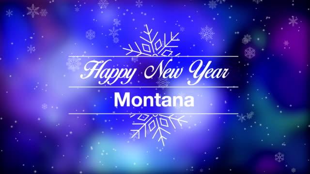 Slow state hd video 4k b roll istock happy new year montana video m4hsunfo