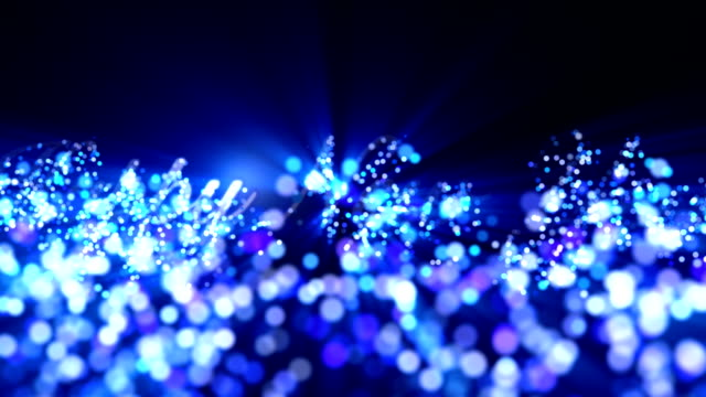 Happy New Year Sparkle In video