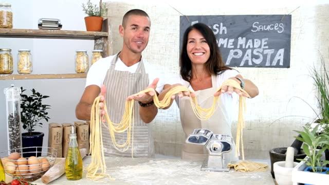 Happy Pasta Partners video