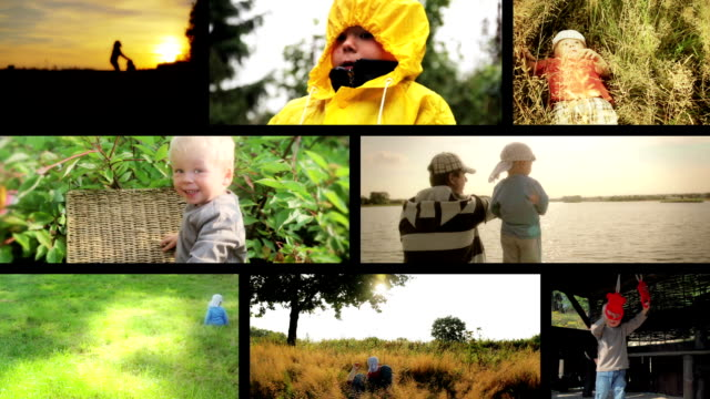 Happy Summer Family Montage video