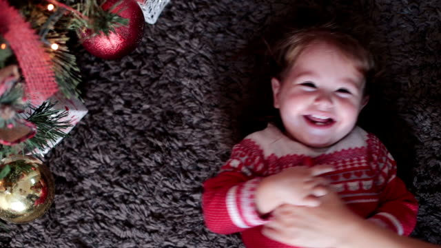 happy time on christmas video