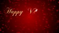 Happy Valentine's Day video