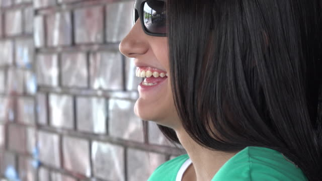 Happy Woman, Smiling Female video