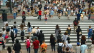 Harajuku Crossing, Tokyo video