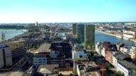 Harbor in Antwerp, Realtime video