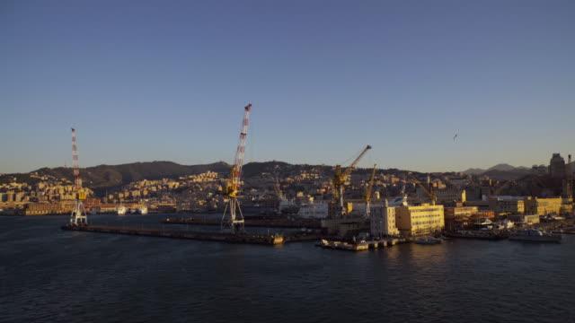 WS Harbor of Genoa video