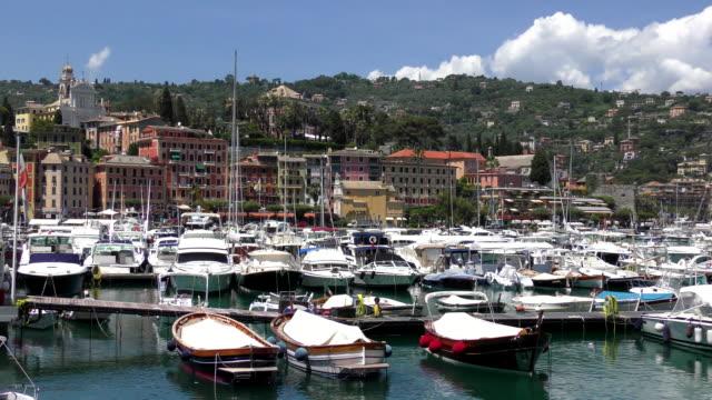 Harbor - Santa Margherita Ligure, Italy video