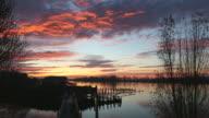 Harbor Sunrise, Steveston, BC video