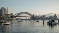 Harbour Bridge Sydney video