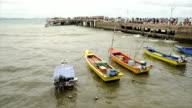 Harbour Koh Larn. video