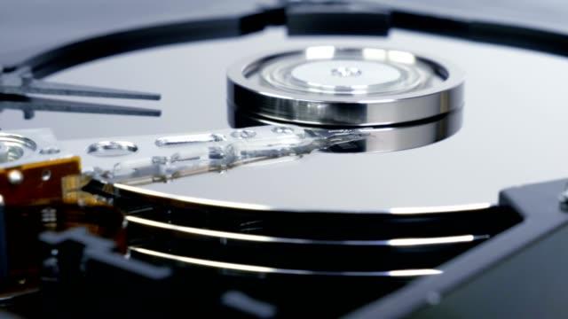 Hard Disk Drive 03 4K video