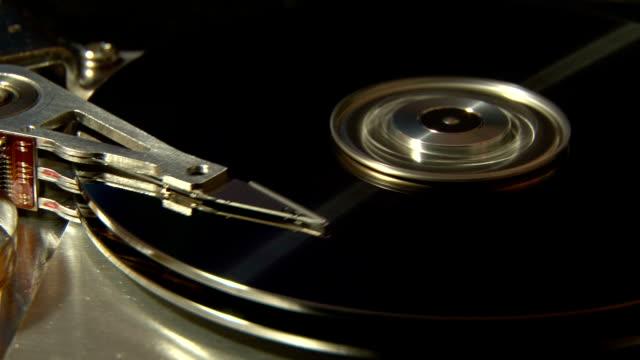 Hard Disk Drive, computer data storage, ver.3 video