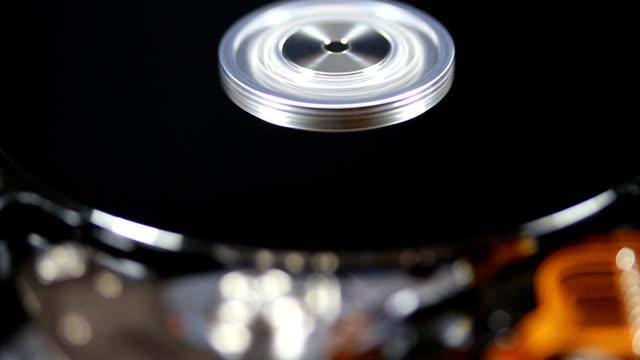 Hard disk video