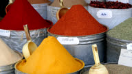 Moroccan spices video