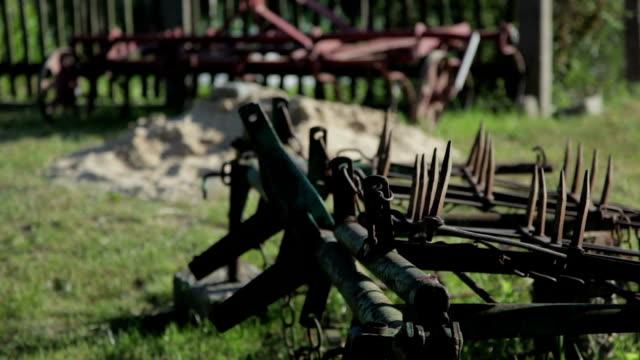 Harrow - Stock Footage video