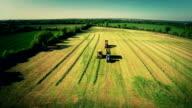 Harvest in Ireland video