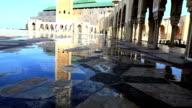 Hassan II mosque video