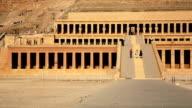 Hatshepsut's Temple in Luxor Egypt video