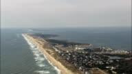 Hatteras  - Aerial View - North Carolina,  Dare County,  United States video