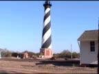 Hatteras lighthouse - NTSC video